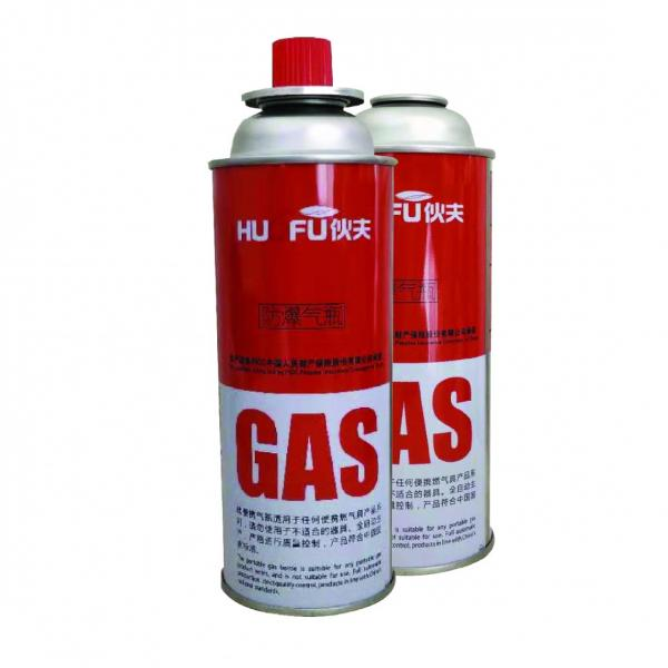 Cleaning Portable Outdoor Butane gas cans with gas control valve use